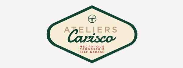 Logo ATELIERS CARISCO