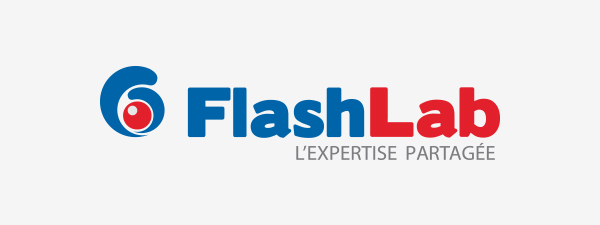Logo Flash Lab